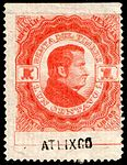 Mexico 1877 documentary revenue 45A Atlixco.jpg