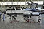 MiG-21PF - Pacific Aviation Museum - (7052170289).jpg