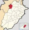 Mianwali District, Punjab, Pakistan.png