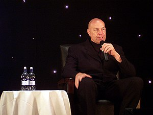 Michael Bailey Smith - Smith at a Charmed convention in 2006