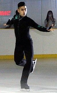 Filipino figure skater