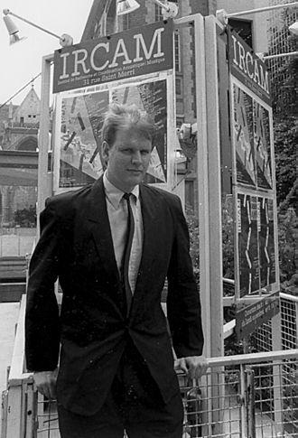 Michael Daugherty - Daughterty at IRCAM, 1979
