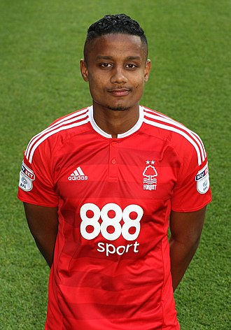 Michael Mancienne - Mancienne with Nottingham Forest in 2016