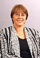 Michelle Bachelet se presenta como candidata a concejala de Las Condes.JPG
