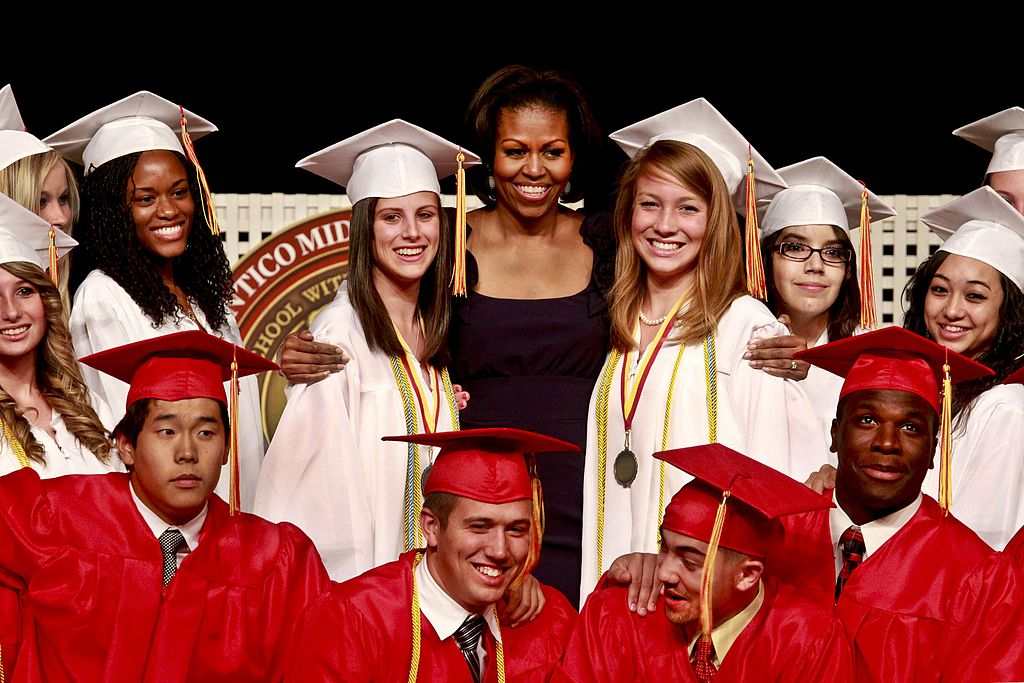 Does Michelle Obama Have Natural Hair