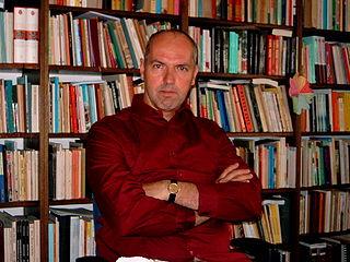 Michiel van Kempen Dutch writer, art historian and literary critic