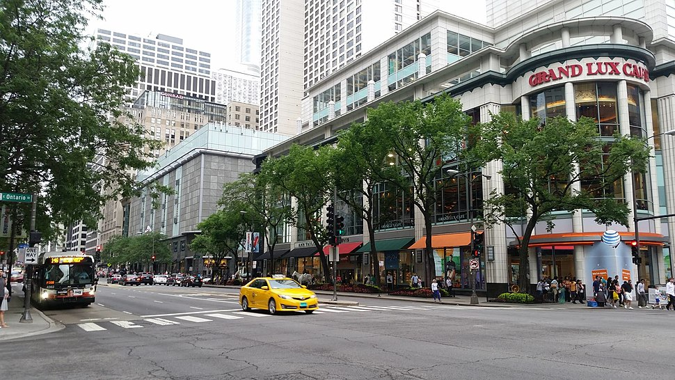 Michigan Avenue - Chicago