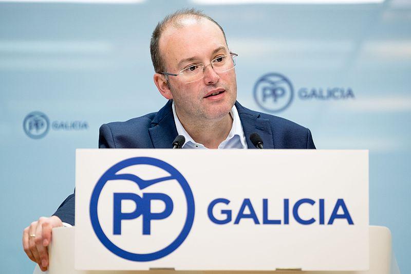 PP tacha de «irresponsabilidad política» la «exclusión» de la Xunta de la mesa contra la violencia machista