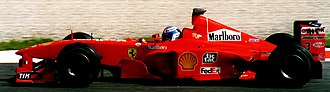 Mika Salo - Image: Mika Salo 1999 Monza