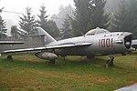 Mikoyan MiG-17PF Fresco-D '1001' (11674925695).jpg