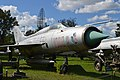 Mikoyan MiG-21PF Fishbed-D '1802' (11091842724).jpg