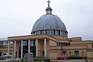 Central Milton Keynes - Ecumenical Church of Christ the Cornerstone