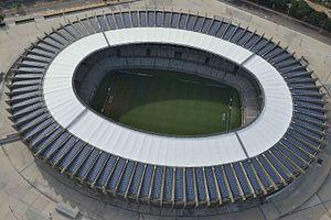 Mineirão - Image: Mineirão (Top View)
