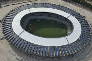 football stadium in the state of Minas Gerais, Brazil