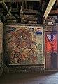 Ming dynasty mural of Mahabala (大力明王; Dali Mingwang), one out of Ten Wisdom Kings (十大明王), in Dayun Temple (浑源大云寺), Hunyuan, Datong, Shanxi, China.jpg