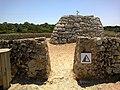 Minorque Ciutadella Naveta Tudons - panoramio.jpg