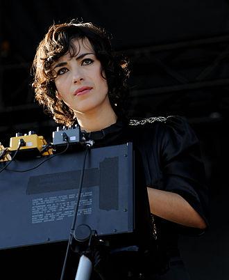 Mira Aroyo - Mira Aroyo at Ottawa Bluesfest in 2008