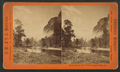 Mirror Lake and Mt. Watkins, Yosemite Valley, Cal, by J. W. & J. S. Moulton.png