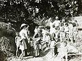 Miss Graham with village Sunday School, India, ca. 1906 (IMP-CSCNWW33-OS14-27).jpg