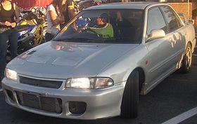 Mitsubishi Lancer Evolution - Wikipedia
