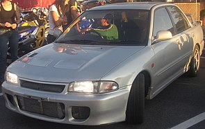 Mitsubishi Lancer Evolution GSR III (Orange Julep).jpg
