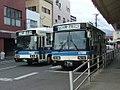 Miyazakikotsu bus for Miyanoura and Takachiho.jpg