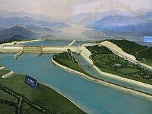 Model of the Three Gorges Dam.JPG