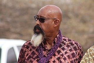 Mohammed Said Hersi Morgan Somali military and faction leader