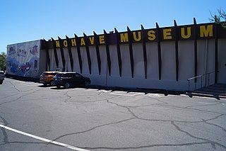 Mohave Museum of History and Arts