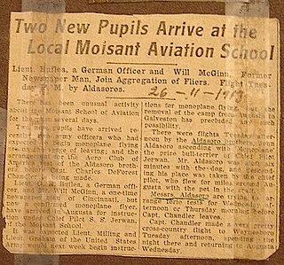 Moisant Aviation School