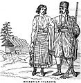 Moldavian peasants. Edmund Spencer (capt.). Travels in the western Causasus.1838. Chapter XIV.jpg
