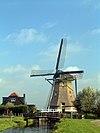 foto van Broekdijkmolen
