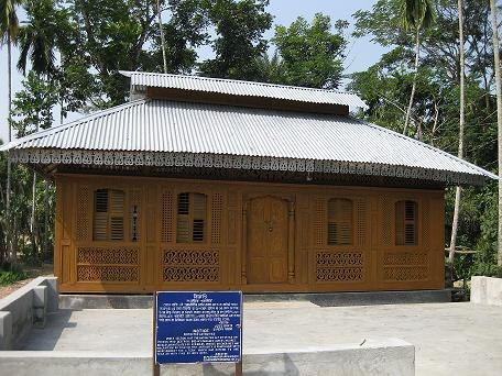 Momin Mosque after restoration