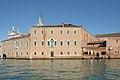 Monastero San Giorgio Maggiore Fondazione Chini facciata ovest.jpg