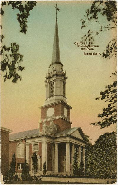 Central Presbyterian Church (Montclair, New Jersey)