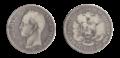Moneda Venezolana de 5 Bolivares de 1900.png