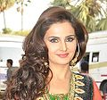 Monica Bedi at Star Plus' dandia shoot.jpg