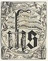 Monogram van Christus, RP-P-OB-1516.jpg
