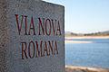 Monolito de pedra. Via Nova romana.jpg