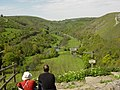 Monsal Dale from Monsal Head Pub - geograph.org.uk - 344296.jpg