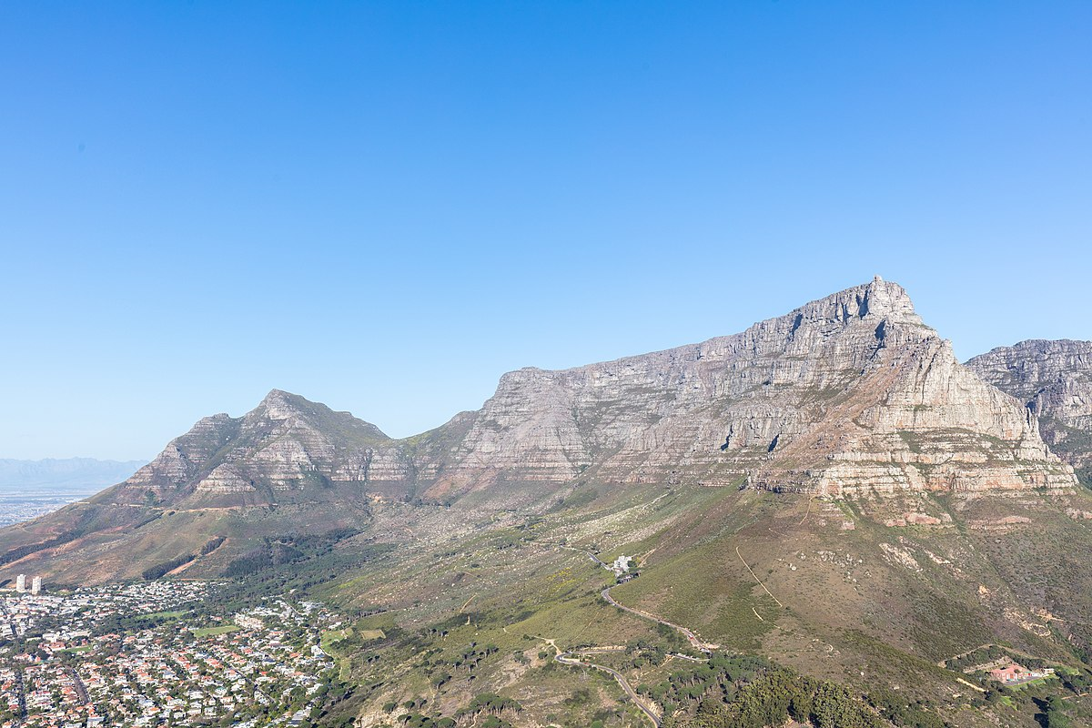Table Mountain National Park - Wikipedia