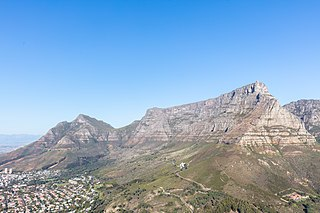 Table Mountain National Park A national park on tha Cape Peninsula in the vicinity of Cape Town, South Africa