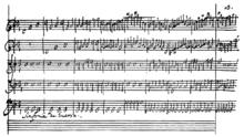 Auszug aus Il ritorno d'Ulisse in patria (Quelle: Wikimedia)
