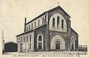 Montreuil-sous-Bois. Eglise Saint-Maurice de la Boissière.jpg