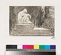 Monument funèbre au cimitière Montmartre ((tombeau du fils Nefftzer), d'après Bartholdi) (NYPL b14504923-1131009).jpg