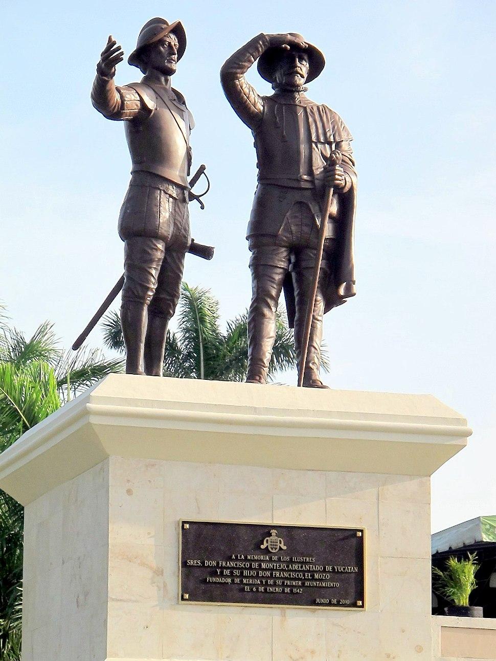 Monumento a los Montejo