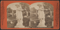 Monuments in Greenwood Cemetery, from Robert N. Dennis collection of stereoscopic views.png