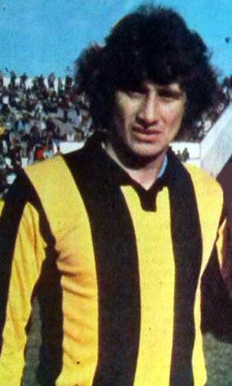 Fernando Morena - Fernando Morena with Peñarol in 1979
