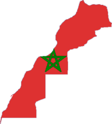 Morocco Flag Map (including Western Sahara).PNG