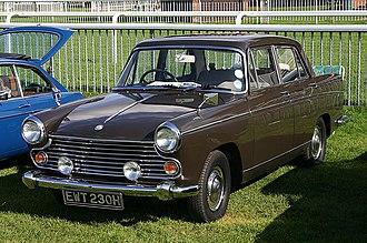 Morris Oxford Farina - Image: Morris Oxford Series VI 1969